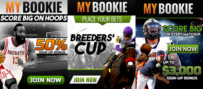 New MyBookie Banners