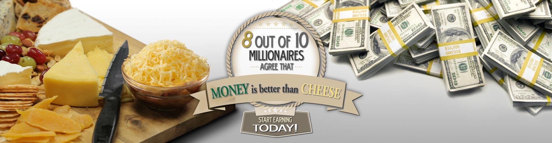 cheese-money
