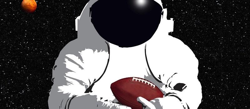 astronaut nfl