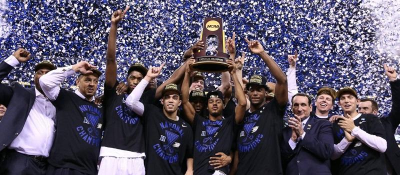 National Champions NCAA Basketball